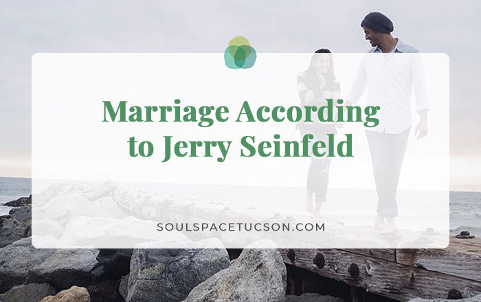 Marriage According to Jerry Seinfeld