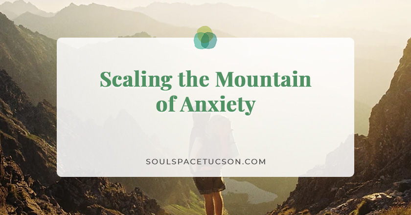 Scaling the Mountain of Anxiety