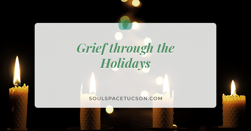 Grief through Holidaysa