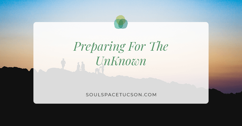 Preparing for the unknown