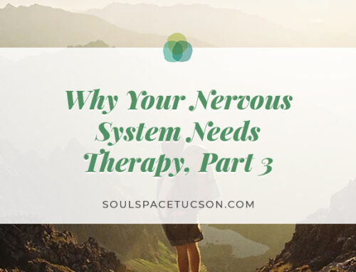 Why Your Nervous System Needs Therapy, Part 3